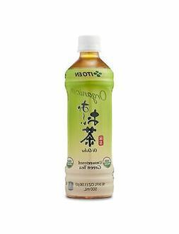 Ito En Organic Oi Ocha Unsweetened Green Tea 16.9 Ounce No C
