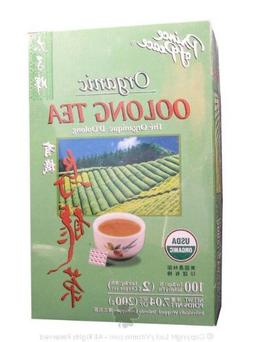 Organic Oolong Tea 20 Bags by Prince Of Peace