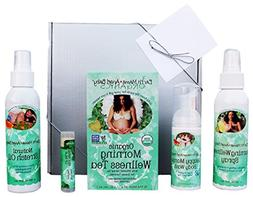 Earth Mama Best Organic Pregnancy Gift Box   Helps with Morn