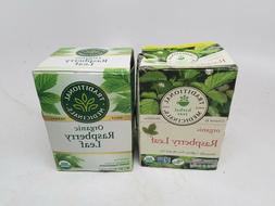 Organic Raspberry Leaf Tea, 16  Count