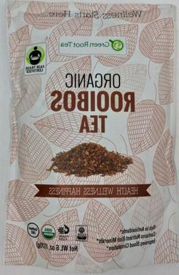 Green Root Tea Organic Rooibos Tea 6 oz Health Wellness