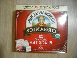 Newman's OwnOrganics Royal Tea, Organic Green Tea, 100-Count