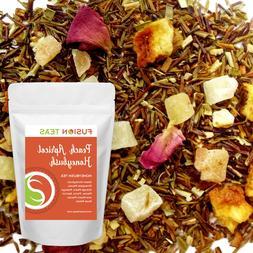 Peach Apricot Green Honeybush - Premium Loose Leaf Herbal Te