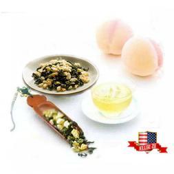 Peach Flavor Oolong Tea 100g Alishan High Mountain Tea Organ