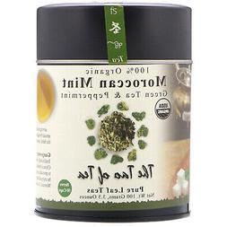 The Tao of Tea, Moroccan Mint Green Tea & Peppermint, Loose