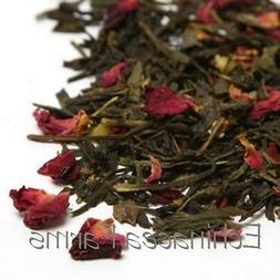 POMEGRANATE GREEN TEA * LOOSE LEAF *