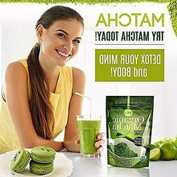Powder Diet Drinks FOR Weight Loss Organic 100% Pure Matcha