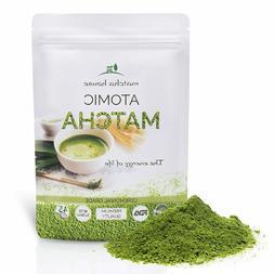Matcha House Premium Ceremonial Grade Green Tea Powder 84g,