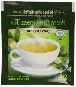 Bigelow Premium Chinese Green Tea 100% USDA Organic Individu