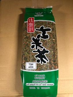 Premium GENMAICHA Blend Japanese Green Tea Fukamushi Leaf 40