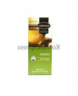 Farmer Brothers Premium: Green Tea - 1 box/25 tea bags - Her
