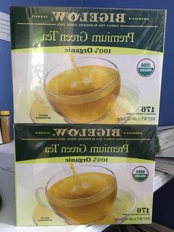 Bigelow Premium Green Tea - 100% Organic - 176 ct. Individua