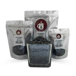 Premium Green Tea Herbal Loose Tea contains CAFFEINE