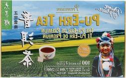 Prince of Peace Premium Pu-Erh Tea with 100 Tea Bags - 3 Pac