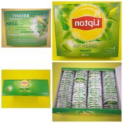 """LIPTON PURE GREEN TEA 100 BAGS """" Net Weight : 150 g"""