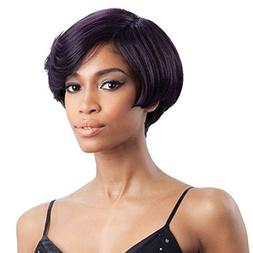 Saga Remy Human Hair Wig - HONEY GOLD