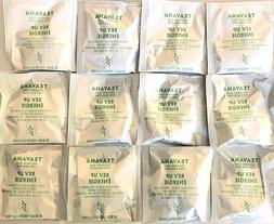 Teavana REV UP ENERGIE Tea 12 Full Leaf Sachet Bags Starbuck