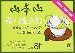 Yamamotoyama - Genmai Cha  16 bags