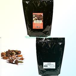 Numi Organic Tea Rooibos Chai, 16 Ounce Bulk Pouch, Caffeine
