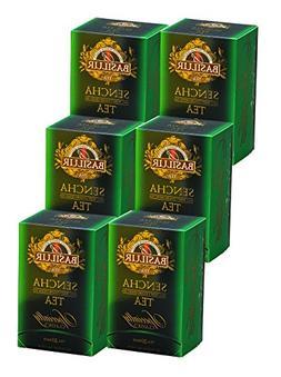 Basilur |Sencha Green Tea | Ultra- Premium Ceylon Green Tea