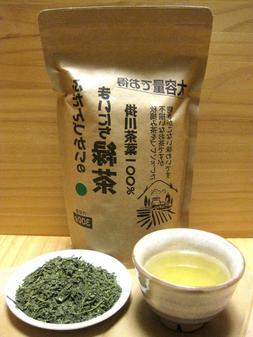 SENCHA KAKEGAWACHA, Japanese Loose Leaf Green Tea 300g, Shiz
