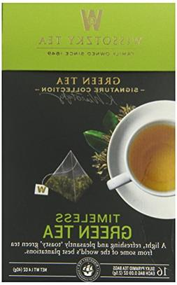 Wissotzky Tea Signature Collection Timeless Green Tea, 1.41