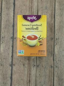 Soothing Caramel Bedtime Yogi Teas 16 Tea Bag