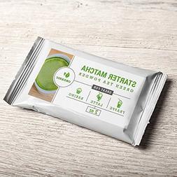 Starter Matcha  - Premium Certified Organic, Pure Matcha Gre
