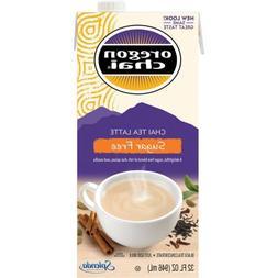 Oregon Chai Original Sugar-Free Chai Tea Latte Concentrate,