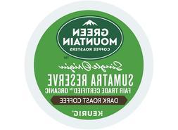 Green Mountain Coffee, Sumatra Reserve Coffee, Organic, Keur