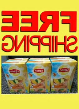 Lipton Tea & Honey Mango Pineapple Iced Green Tea Singles =