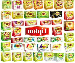 LIPTON TEA BIG VARIETY TO CHOOSE - 1 BOX