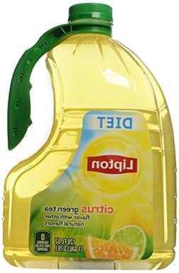 Lipton, Diet Iced Green Tea Citrus Jug, 1 Gallon