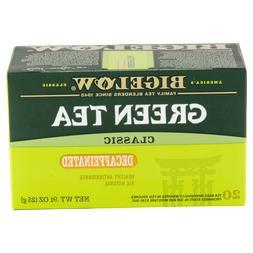 Bigelow Tea Decaffeinated Green Tea 20 Count