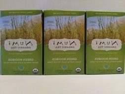 Numi Organic Tea Green Rooibos Sweet healing herbs