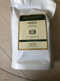 VAHDAM Tea Green Tea Sampler 10 Samplers NEW SEALED Exp 2/20