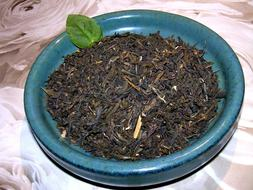 Tea Jasmine Green Loose Leaf  Asian Green Tea Blend All Natu