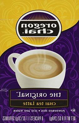 Oregon Chai Chai Tea Latte Mix, Original 8 ea