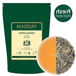 VAHDAM, Imperial White Tea Leaves from Himalayas  - World's
