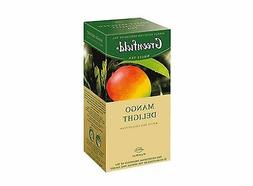 Greenfield Tea - Mango Tea - Green Tea, Mango, Apple