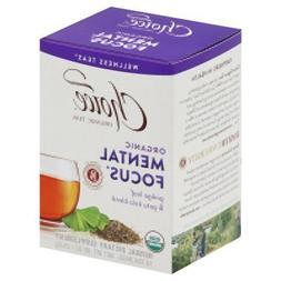 Choice Tea Tea Mental Focus Org