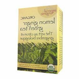 Tea Organic Imperial Lmn Gngr