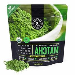 Jade Leaf, Premium USDA Certified Japanese Organic Matcha Gr