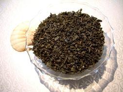 Tea Tightly Rolled Gunpowder Loose Leaf Green Tea Pure & Nat