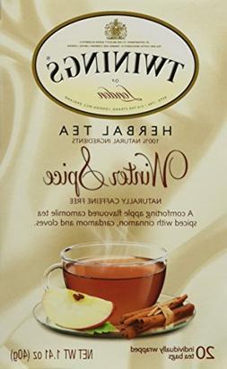 Twining Tea Tea Winter Spice 20 Bags