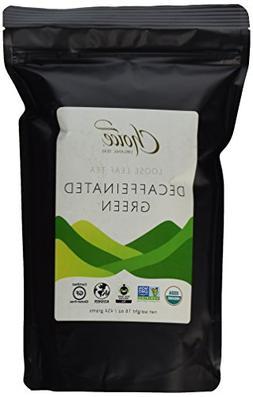 Choice Organic Teas Loose Leaf Tea, Decaffeinated Green, 1 P