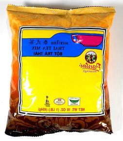 Thai Iced Tea Mix, Traditional Restaurant Style, 16 oz.