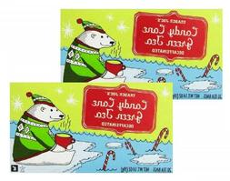 Trader Joe's Decaffeinated Candy Cane Green Tea, 2 Boxes