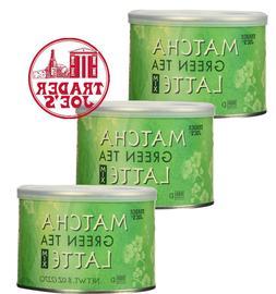 🔥 Trader Joe's Matcha Green Tea Latte Mix Kosher 8oz 🔥