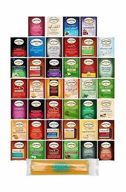 Twinings Tea Bags Sampler Assortment - 40ct with By The Cup